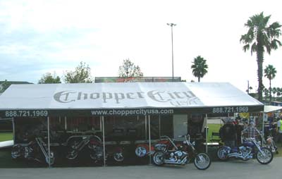 Chopper City USA Biketoberfest 2007