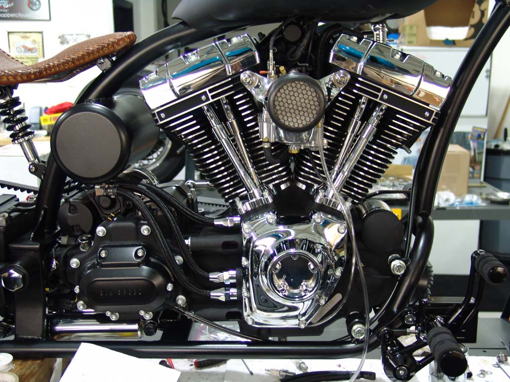 how to build harley davidson twin cam engines video