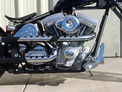 Chopper City's Hardcore Softail