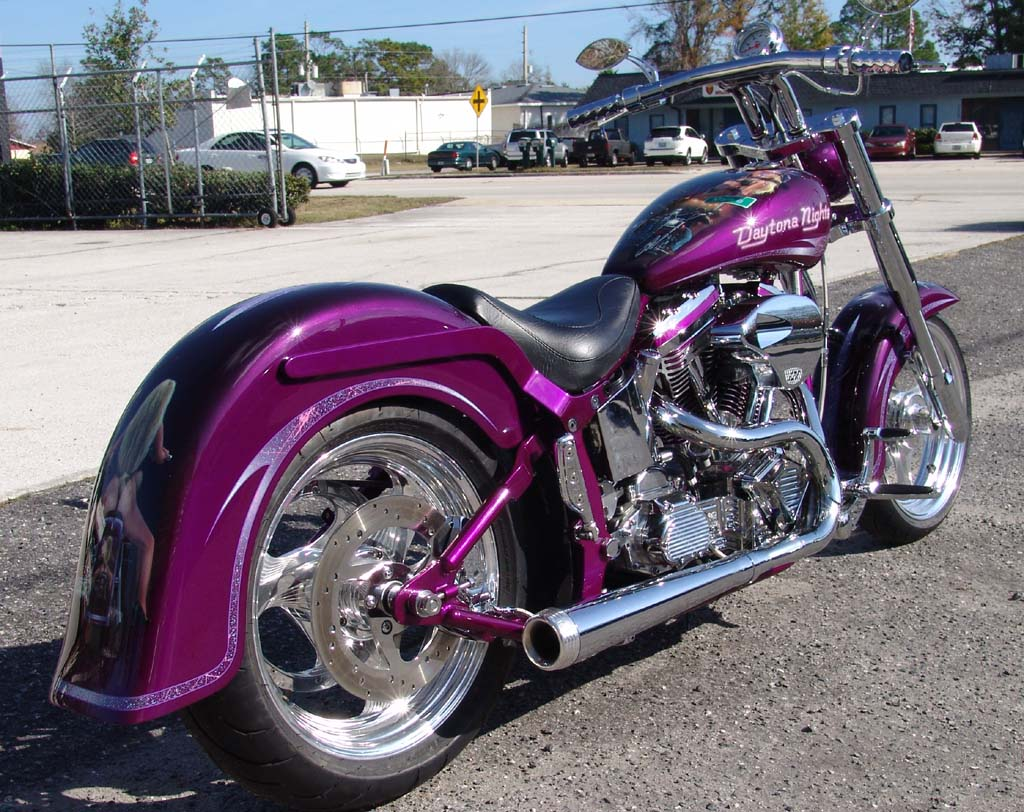 Chopper City Usa Daytona Nights Motorcycle For Sale