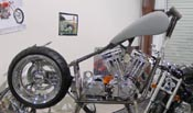 Single Sided Swingarm Chopper