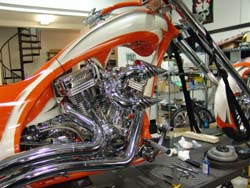 Jim V's High End Chopper