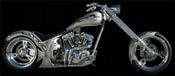 Harley Maltese Chopper