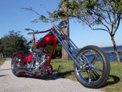 Chancellor's Chopper