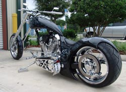 Chopper City USA Black Wicked Chopper