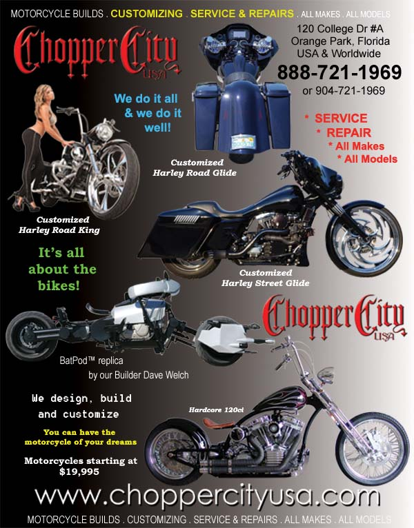 Chopper City USA