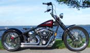 Hardcore 92ci Softail FOR SALE