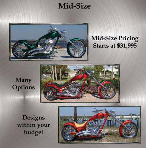 Chopper City USA Mid-Size Motorcycle Series