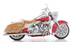 Customized Road King