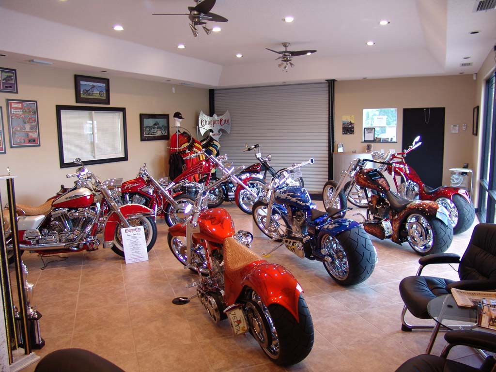 Chopper City Usa Motorcycle Service Repair Custom
